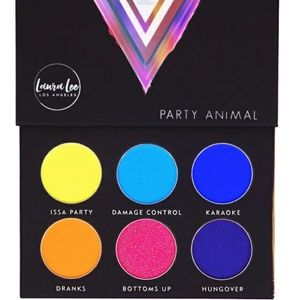 Party animal eyeshadow palette